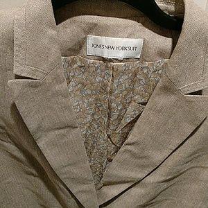 Jobes New York suit jacket